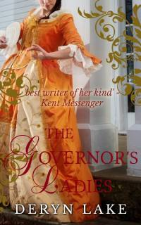 The Governor's Ladies - new ebook edition