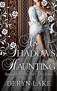 As Shadows Haunting - new ebook edition