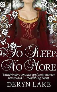 To Sleep No More - new ebook edition